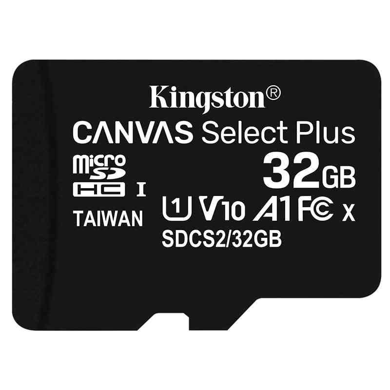 Kingston Micro Sd Card, Memory-card & Tf Flash Cards