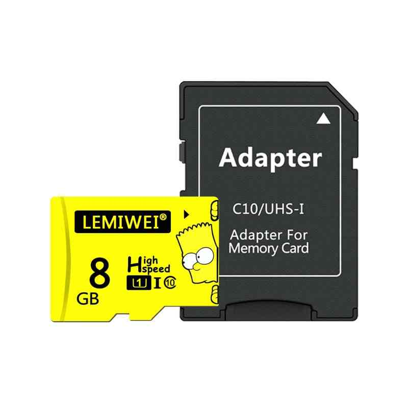Tf Cards, Waterproof The Simpson Memory Card