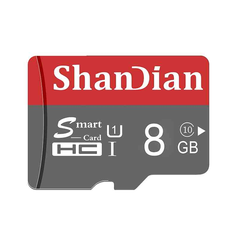 Smart Micro Sd Card, 64gb Class 10 Memory Cards