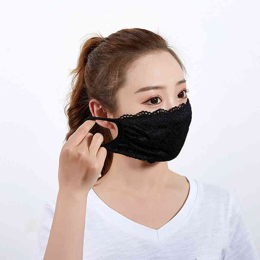 Fashion Floral Reusable & Washable Face Mask Cover