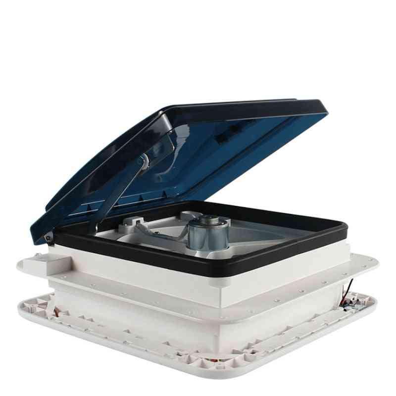 Ce Caravan Accessories, Motorhomes Vents 12 Volt Fan With Led Camper