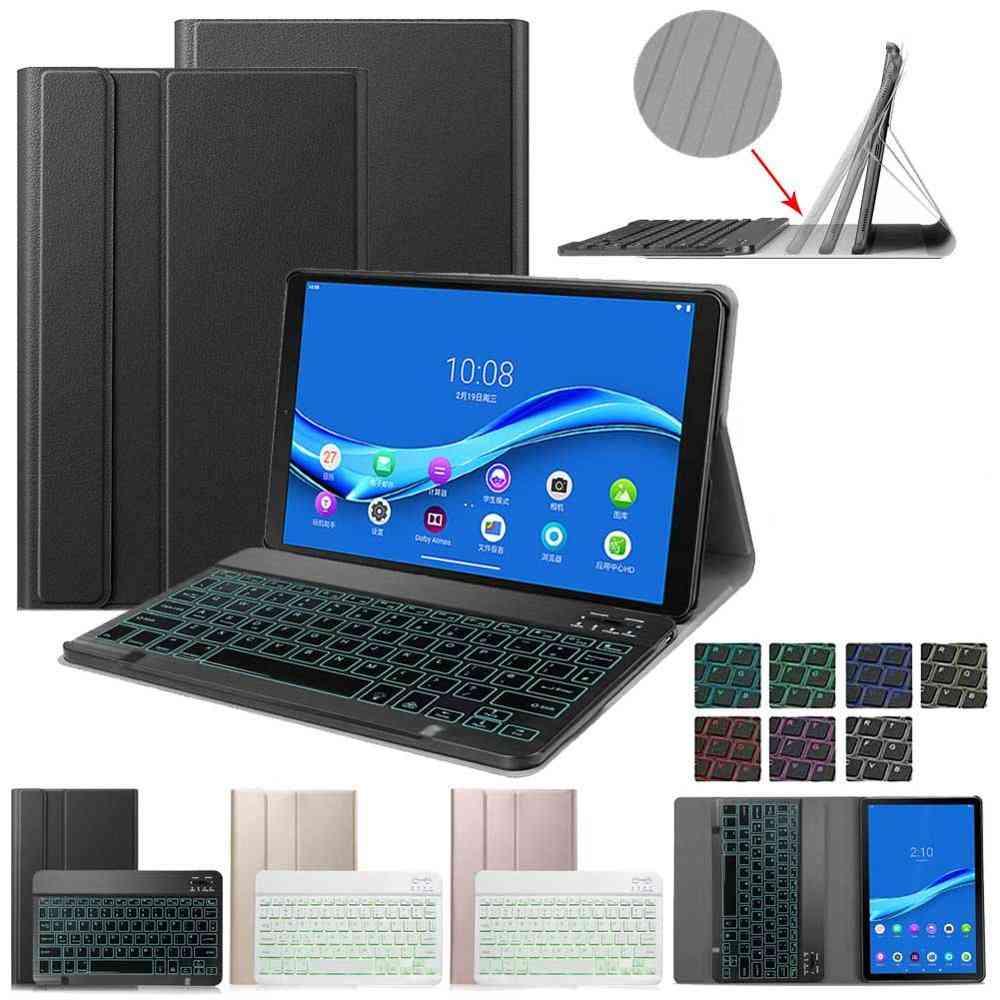 Backlit Wireless Keyboard Case For Lenovo Tablet