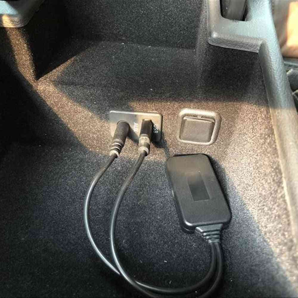 Aux Wireless Accessories For Bmw E90 E91 E92 E93 Adapter Bluetooth Radio