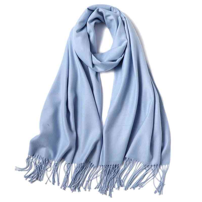 Summer Women Scarf, Thin Shawls And Wraps
