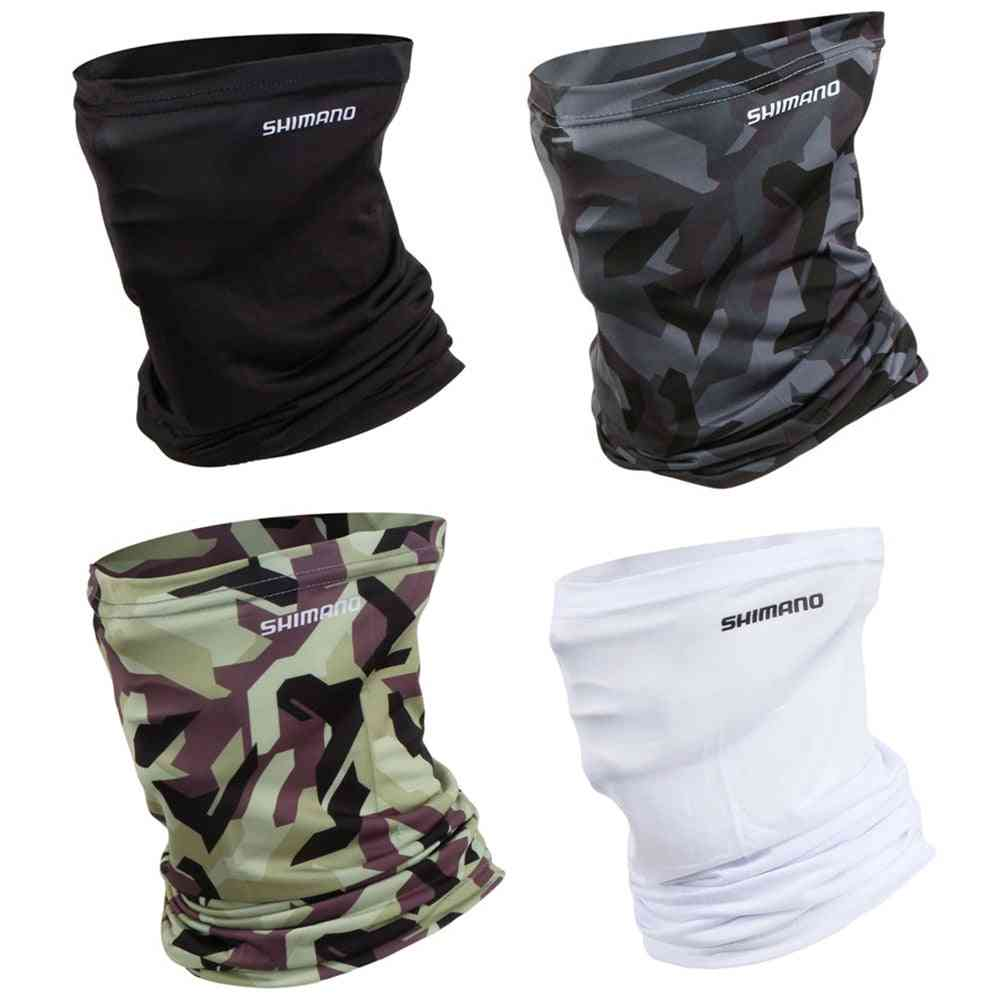 Outdoor Windproof Face Mask, Fishing Cycling Scarves Glove Arm Sleeve