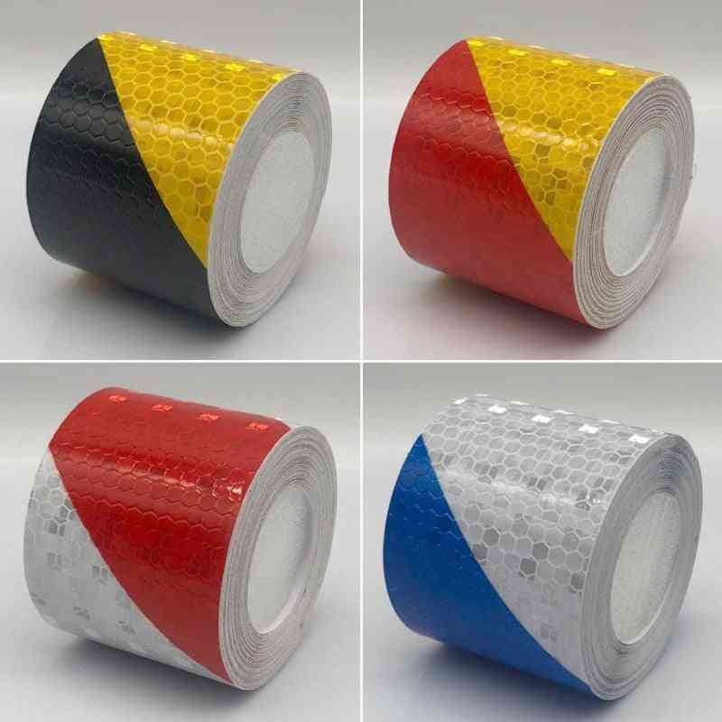 3m Reflective Warning Tape For Helmet/bicycles