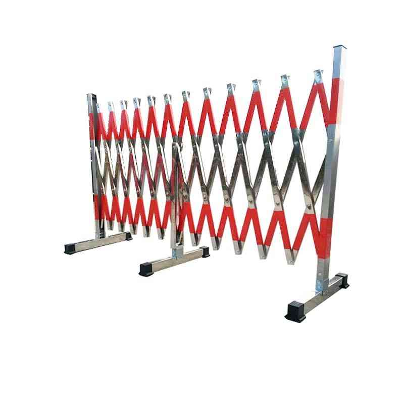 Telescopic Stainless Steel Movable Fence