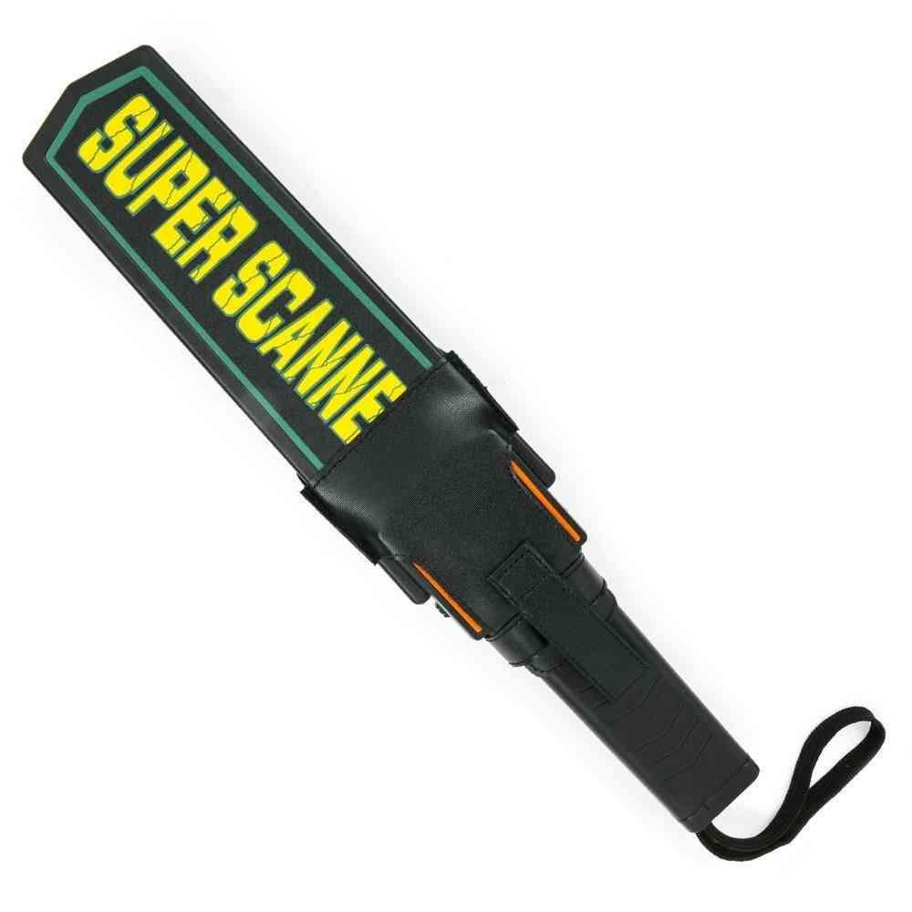 Portable Handheld Security Metal Detector-scanner