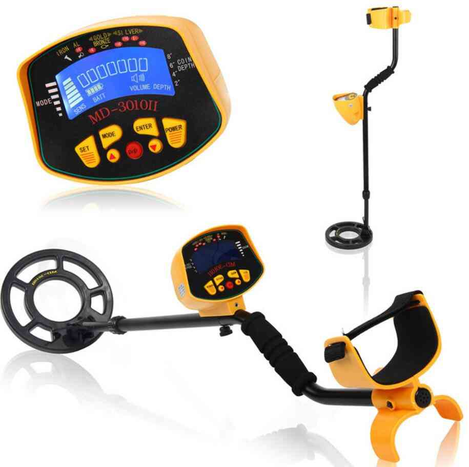 Md-3010 Metal Detector For Ground Searching