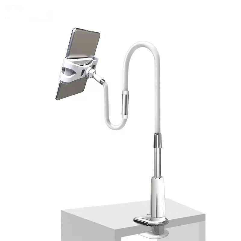 Tablet Holder, 130cm Long Arm Bed/ Desktop Clip Bracket