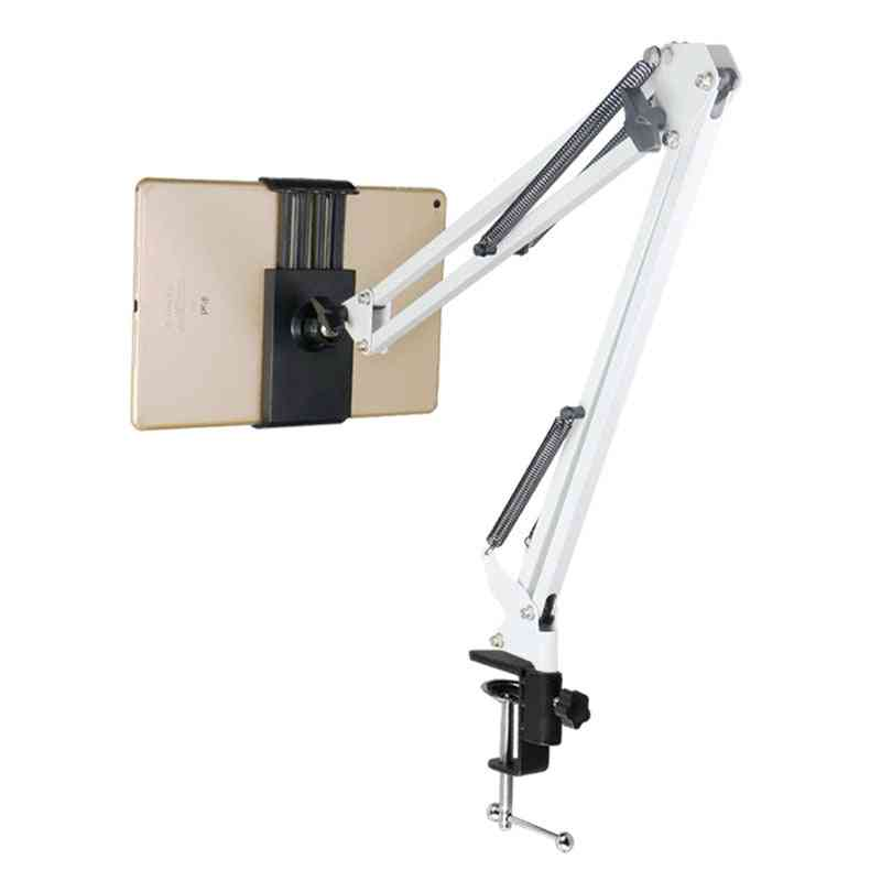 360-degree Long Arm Lazy Bracket For Phone Tablet Stand Holder