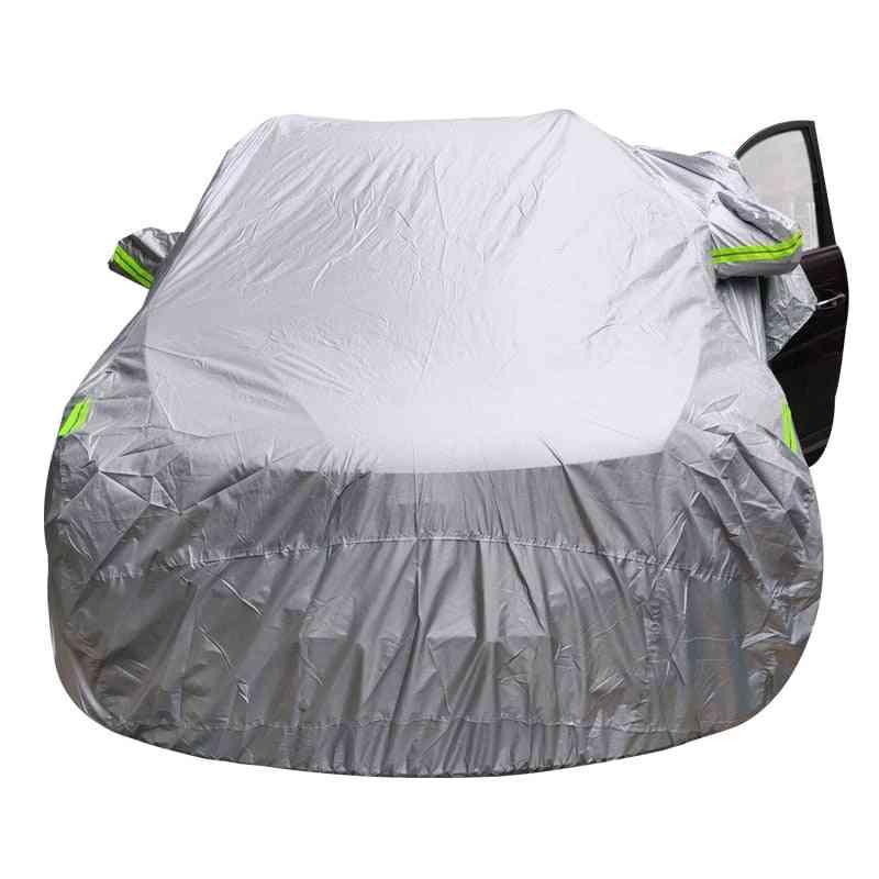 Outdoor Waterproof Sun Rain Snow Protection Full Car Covers
