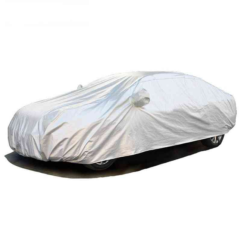 Dustproof Outdoor / Indoor Uv Snow Resistant Sun Protection Polyester Covers