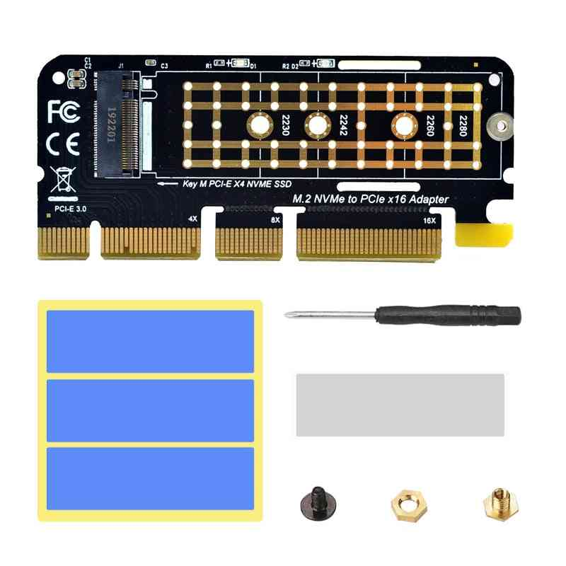 Nvme Adapter M.2 Nvme Pcie To M2 Adapter