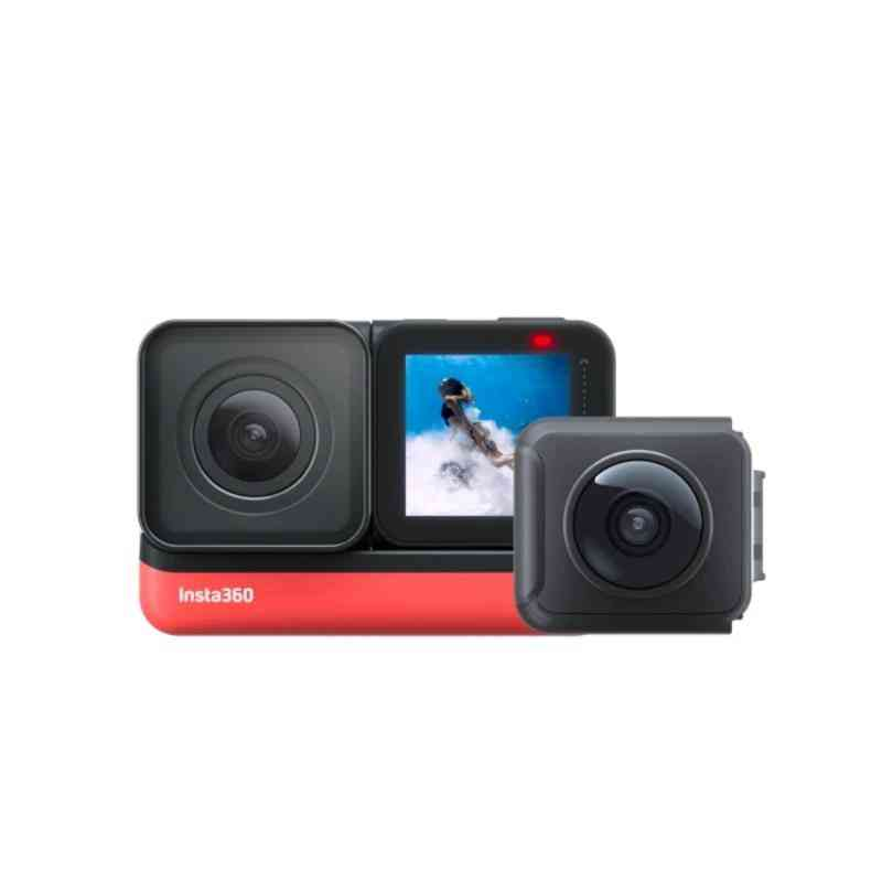 One R Sports Action 4k Wide Angle Waterproof Video Camera For Iphone And Android