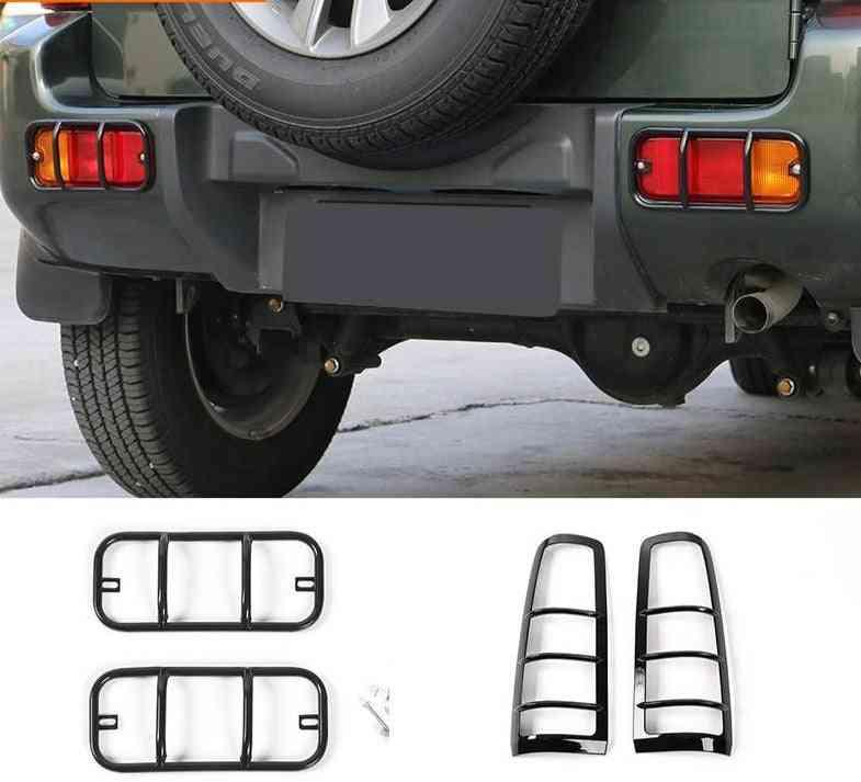 Rear Fog Light Cover Trim Guards Protector Bumper Car Accessories