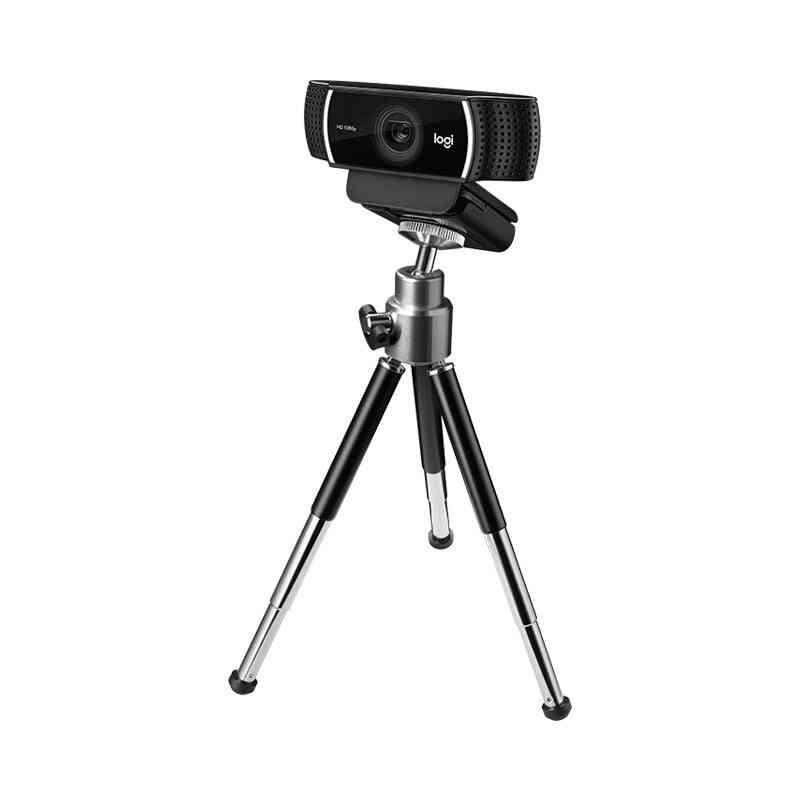 Pro C922 Autofocus Built-in Stream Webcam 1080p Hd Camera For Streaming, Recording