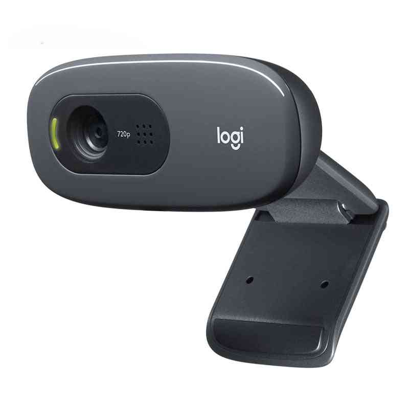 C270 C270i Desktop Computer Notebook Free Drive Online Course Webcam/video Chat Recording Usb Camera Hd