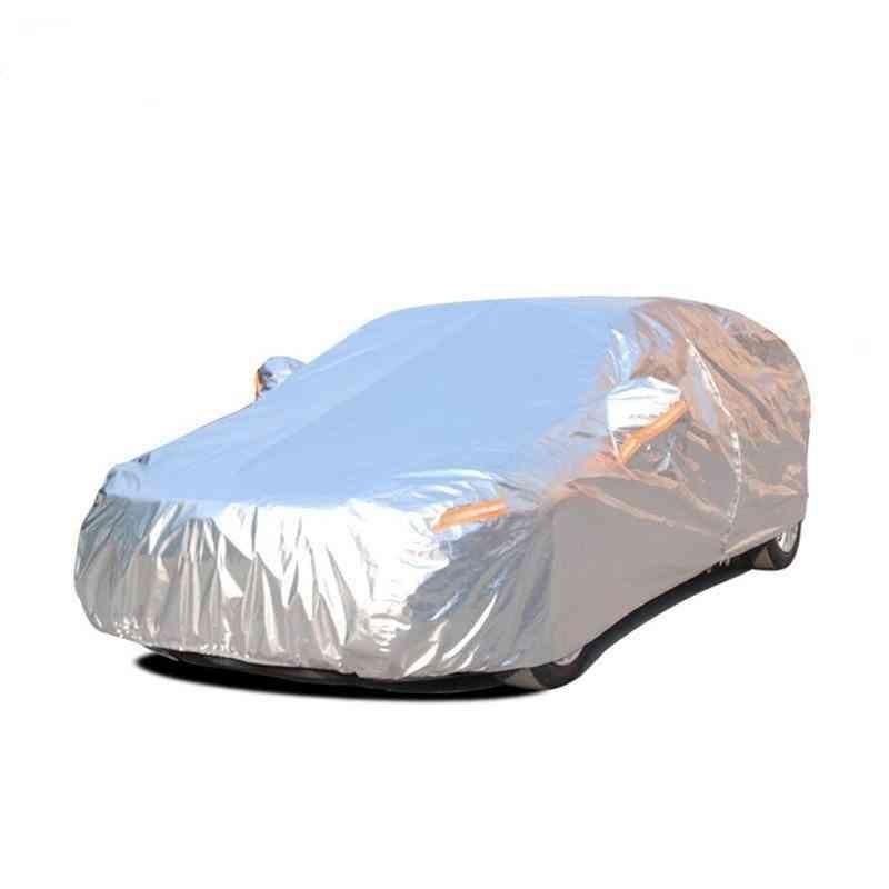 Waterproof Super Sun Protection Dust Rain Car Cover