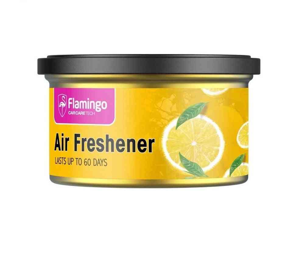 Car Air Freshener Solid Perfume Fragrance Box Deodorant