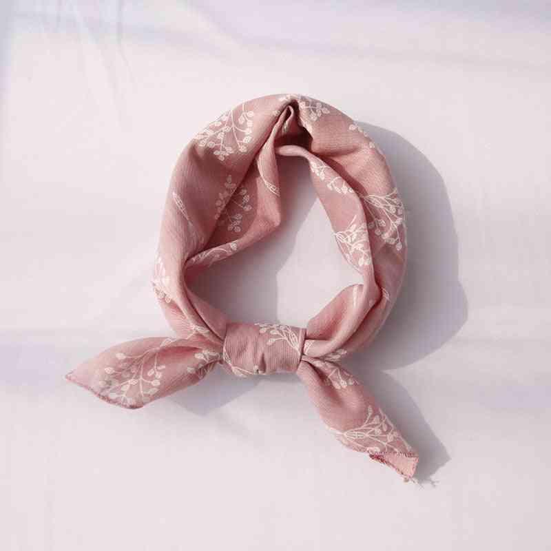 Children's Cotton Cute Neckerchief Collar, Square Bib