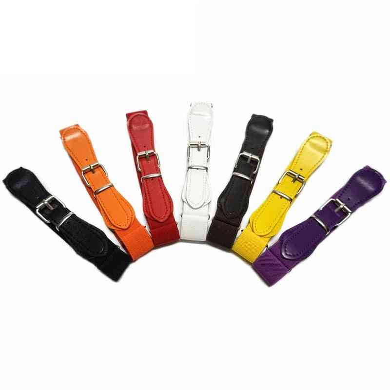 Children's Multicolor Stretch, Elastic Waist Belt