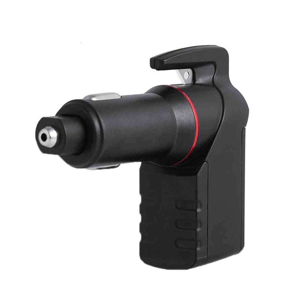 Multi-function Window Breaker Hammer With Car Charger Usb, Mobile Phone Charger