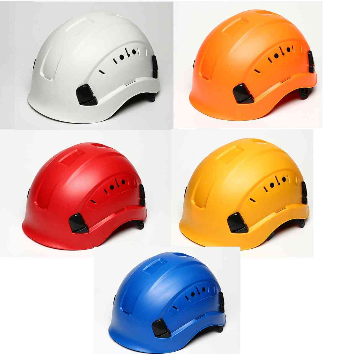 Safety Helmet Construction, Climbing, Steeplejack  Protective, Hard Hat