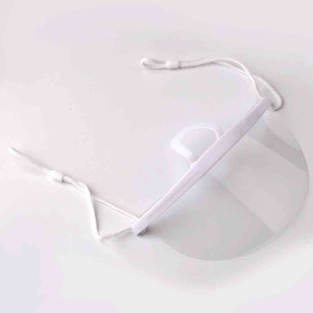 Protective Mask Transparent, Mouth And Nose Cover