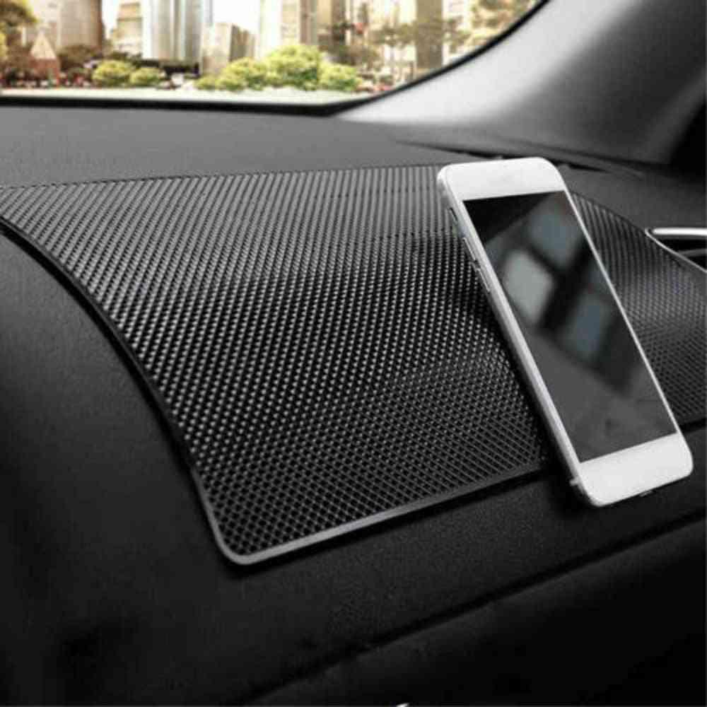 Sticky Non Slip Dashboard Mat, Carpet, Phone Holder Automobiles