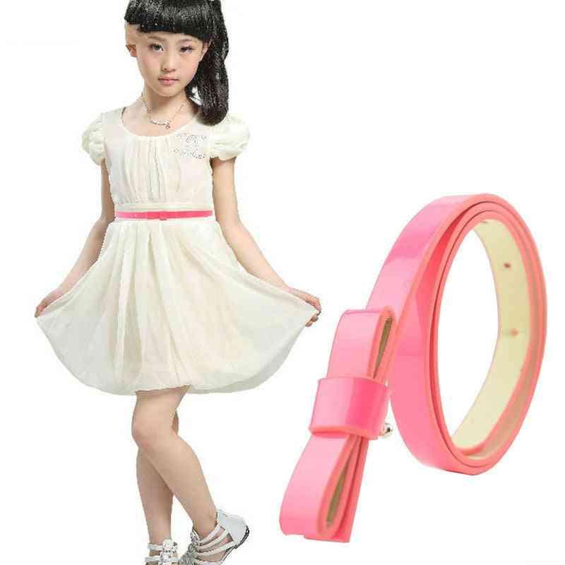 Multicolor 100% Of Pu Fashion Belt For  (70cm)