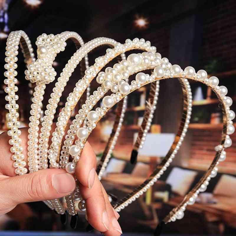 New Luxury Women Bow Sunflower  Hair Hoops, Hair Accessories