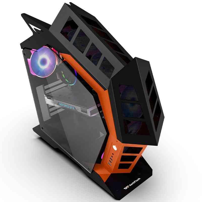 K1 Atx Desktop Computer Case Diy Special-shaped