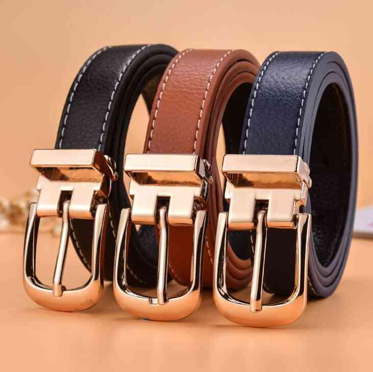 Pure Color Baby Waist Belt