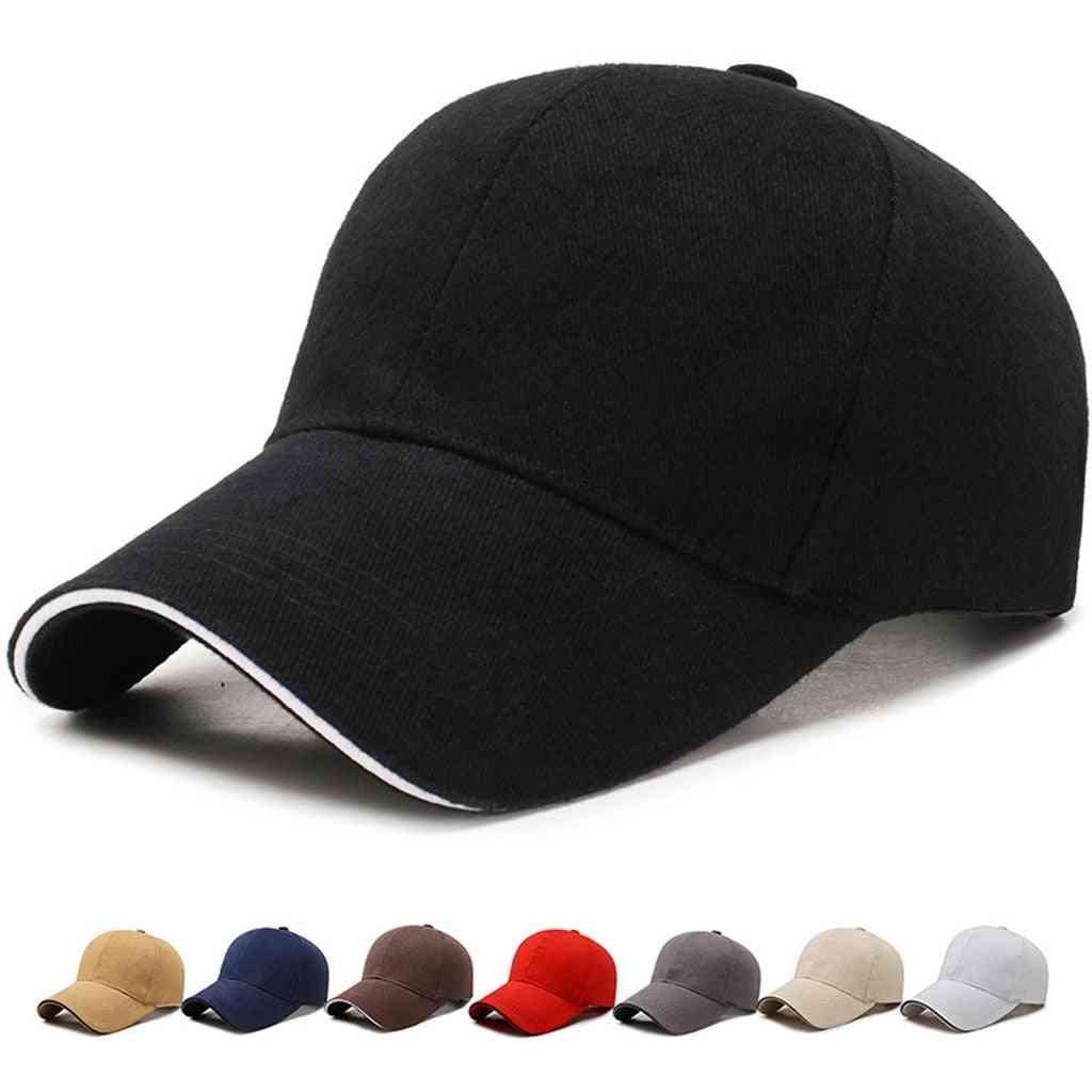 Men's Fashion Summer Baseball Cotton Casual Cap