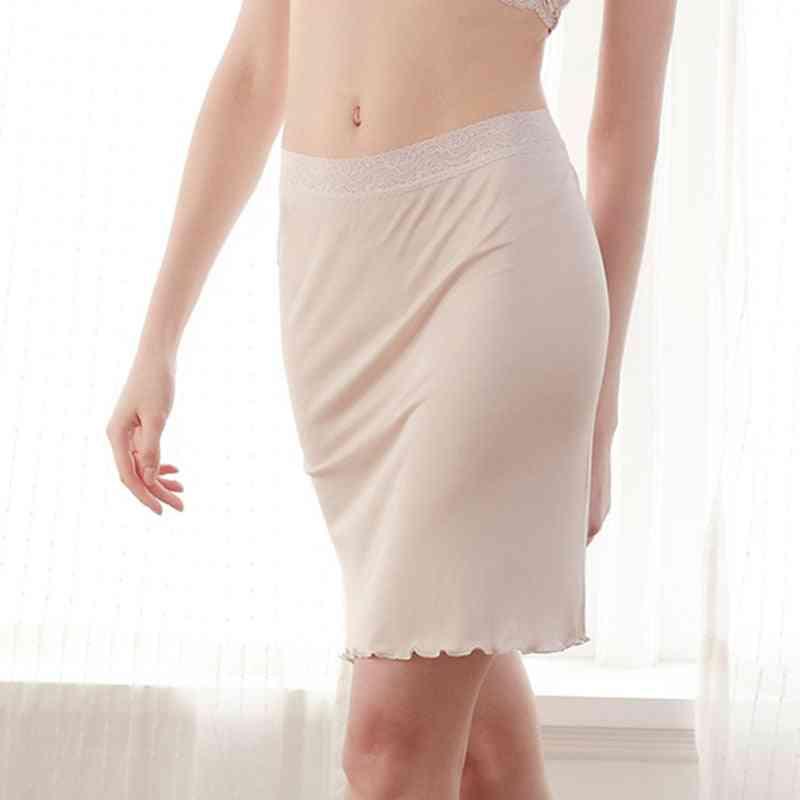 Women Sexy Intimates Petticoat Slips Chemise Underskirt Petticoat
