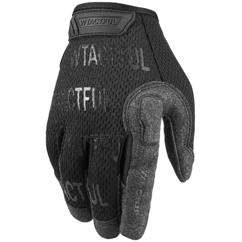 Airsoft Shooting, Combat Full Finger Glove, Women