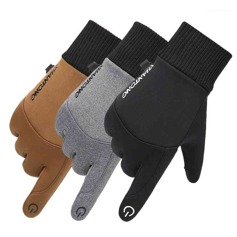 Unisex Outdoor Sports  - Driving, Motorcycle, Snowboard Non-slip Gloves
