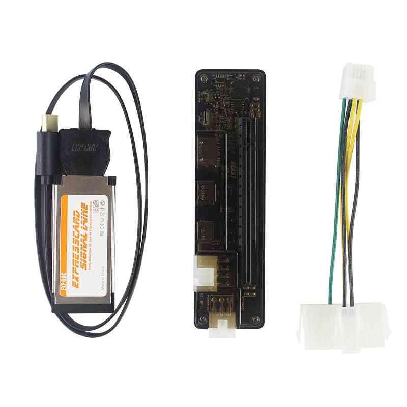 Graphics Card Adapter Cable Express Card Port External Video Card Converter