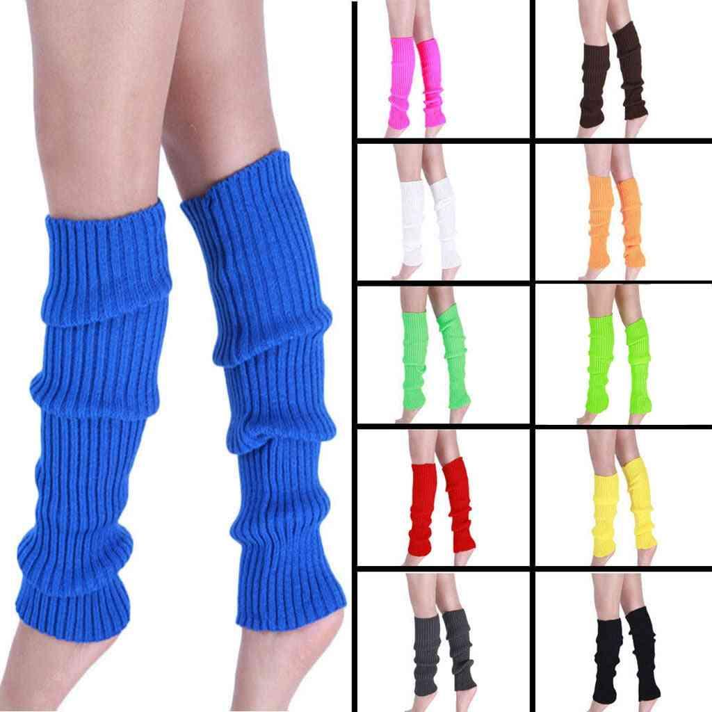 Women Leg Warmers, Boot Stockings Legging