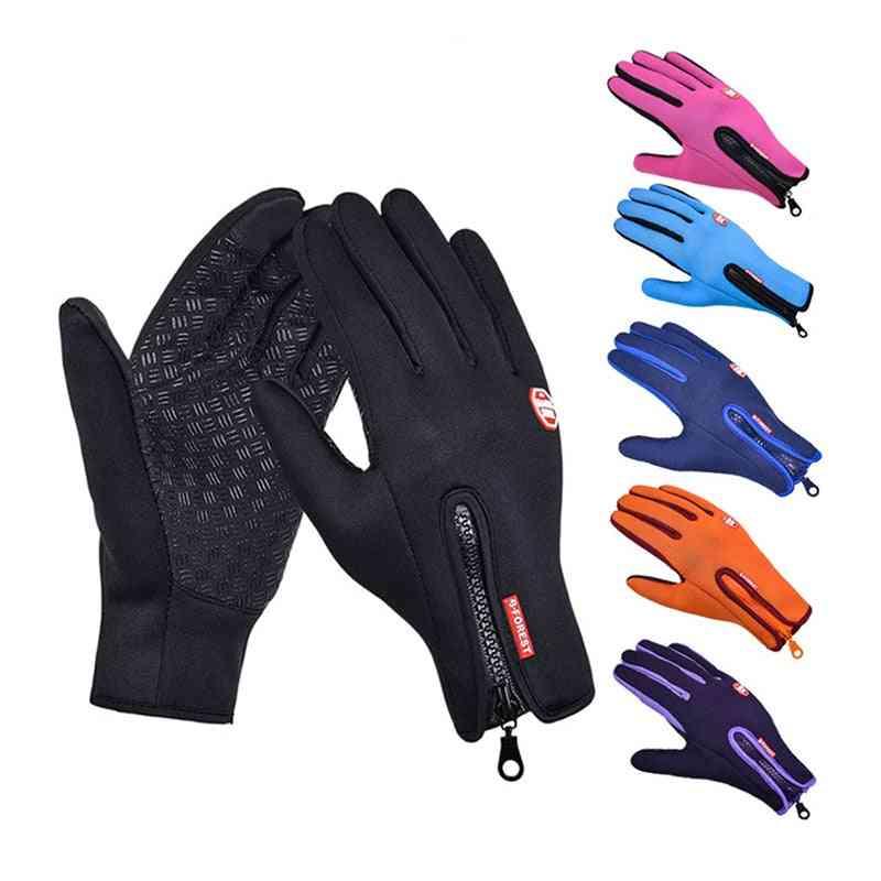 Unisex Winter Warm, Waterproof Ridding Gloves