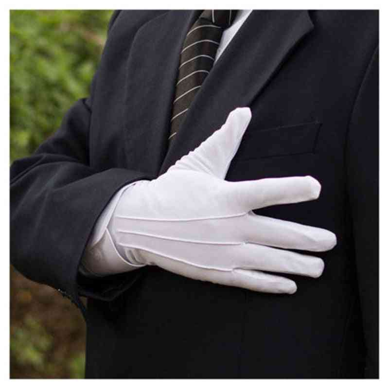 Unisex Full Finger Gloves, Magician Honor Guard, Hands Protector