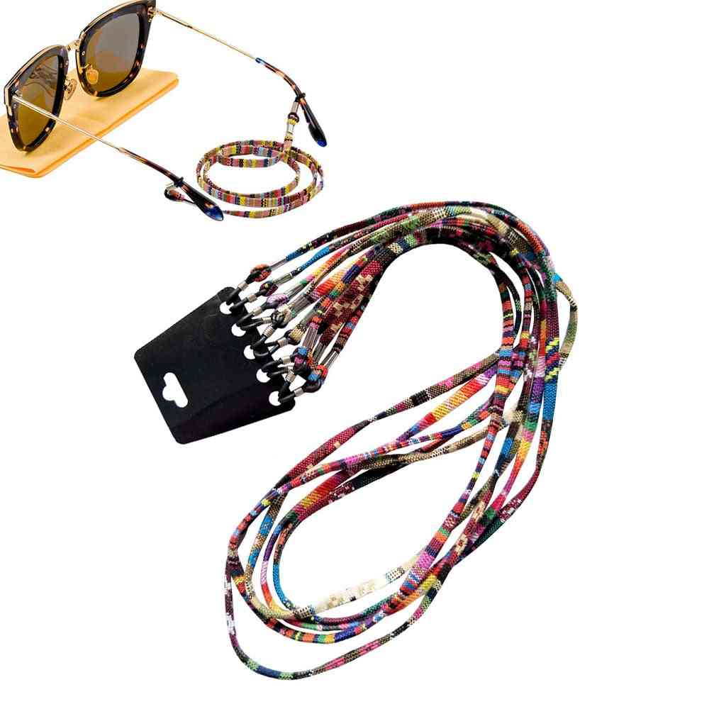 Sunglasses Chain, Spectacle Holder Cord For Eyewear Spectacles Unisex