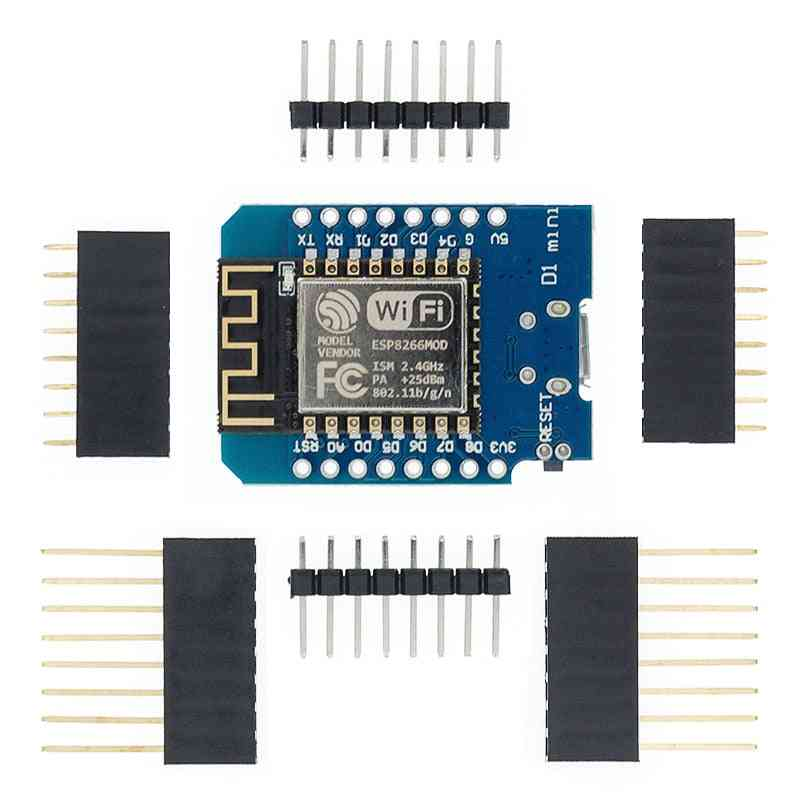 Mini Wifi Development Board - 4m Bytes