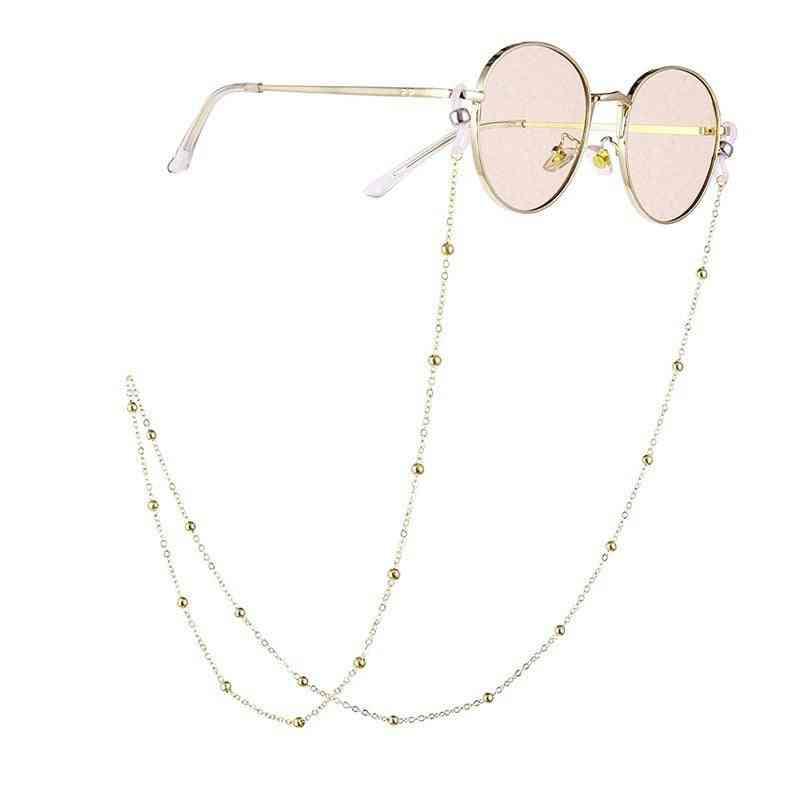Eyeglass Strap Reading Glasses Hanging Chain Fashion Sunglasses