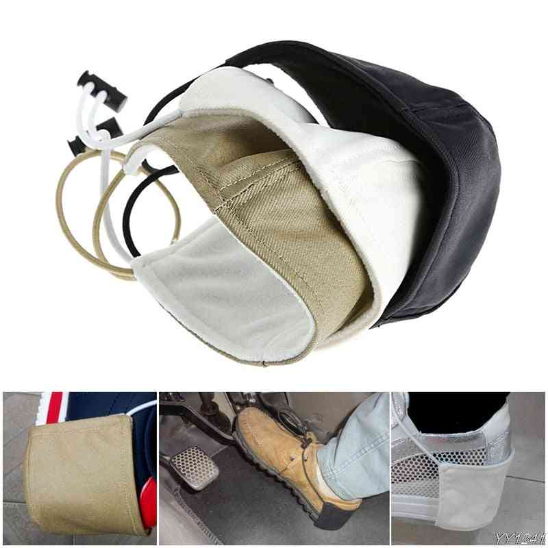 Unisex Shoes Heel Protector Cover While Car Driving