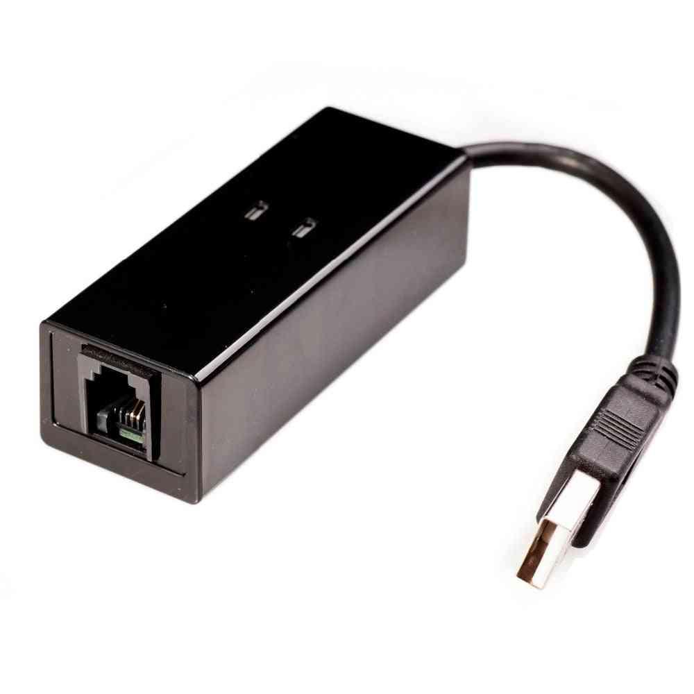 Usb 56k External Dial Up Fax Data Modem