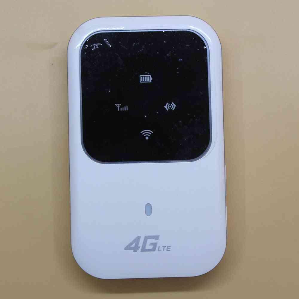 4g Wireless Router 150mbps Mobile Wifi Broadband Hotspot Pk Huawei E5573 E5577