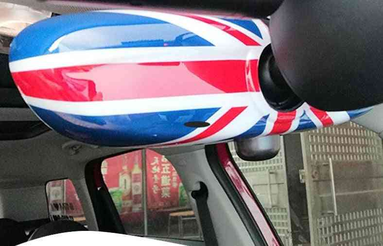 Mirror Cover Shell Sticker Protective Cap Case For Mini Cooper Countryman Car-styling