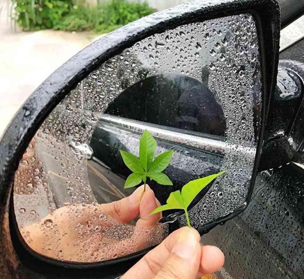 Anti Fog, Anti-glare Rainproof Rearview Mirror